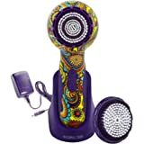 Michael Todd Soniclear Elite Antimicrobial Facial Cleansing Brush System, 6-Speed Sonic Powered Exfoliating Face Brush…
