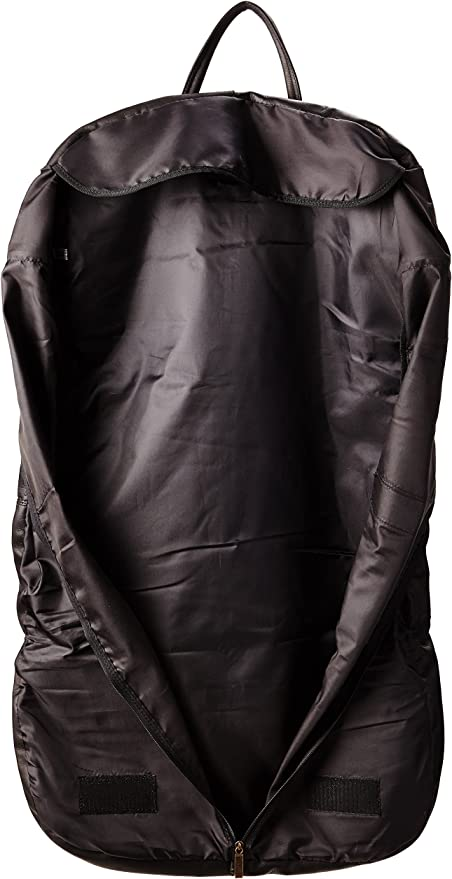 Claire Chase Garment Sleeve Tri-Fold One Size Black