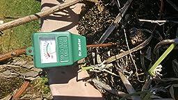 Amazon.com: Customer Reviews: Dr.Meter Moisture Meter, Soil Water ...