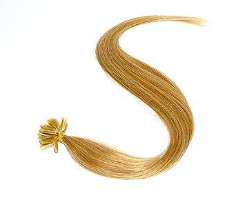 Strähnen blond braun gold