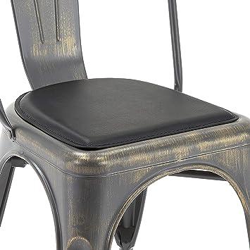 Amazon.com: Porthos Home ZFC019A-So4 - Cojín de asiento para ...