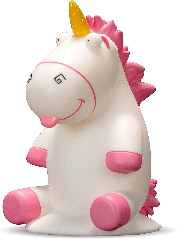 night light Despicable Me Fluffy Unicorn Illumi-Mate colour change kids LED