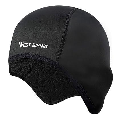 2d83e28e3e016 Amazon.com  West Biking Skull Cap