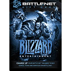 $20 Battle.net Store Gift Card Balance
