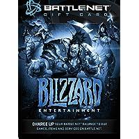 $20 Battle.net Store Gift Card Balance - Blizzard...
