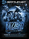 Software : $20 Battle.net Store Gift Card Balance - Blizzard Entertainment [Digital Code] [Online Game Code]