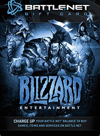 $20 Blizzard Balance Card - [Digital Code]