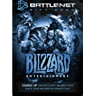 $20 Battle.net Store Gift Card Balance – Blizzard Entertainment [Digital Code] [Online Game Code]