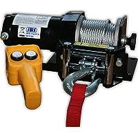 Jws - Cabrestante eléctrico 12v 2000 liberas [importado