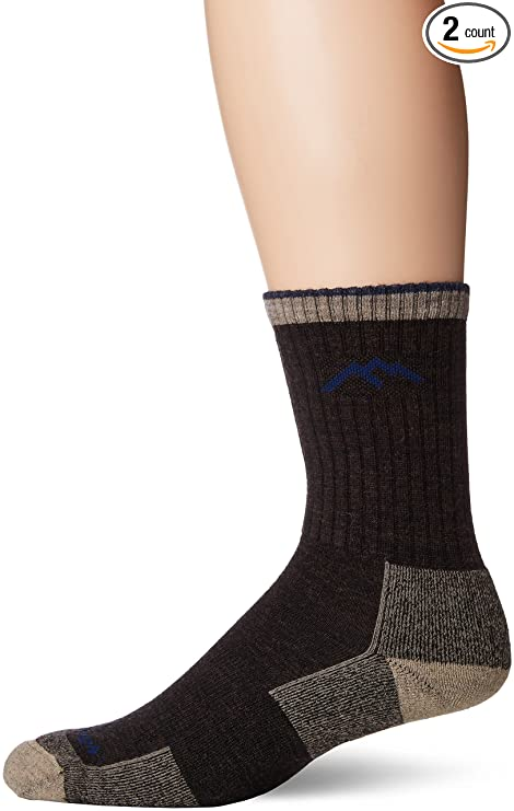 465ef02ef72 Image Unavailable. Image not available for. Color  Darn Tough Vermont Men s Micro  Crew Sock Cushion 1466