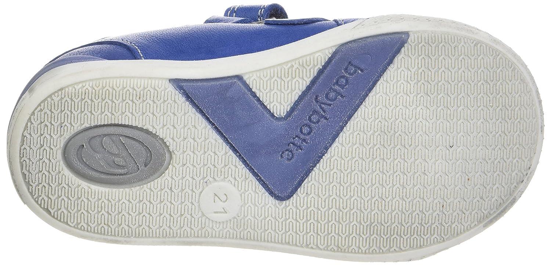 Babybotte B3VELCRO, Zapatillas Altas para Niños, Azul (Cobalt 292), 22 EU