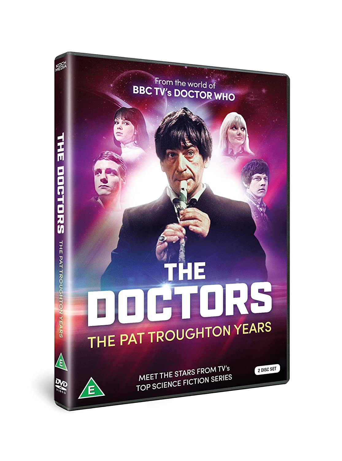 The Doctors: The Patrick Troughton Years
