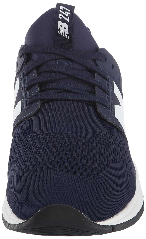 New Balance - Herren MS247V2 MS247V2 MS247V2 Schuhe, 40.5 EUR - Width 2E, Pigment Weiß Munsell f5da37
