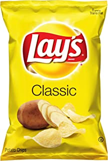 product image for Lay's Potato Chips, Classic, 10 Ounce