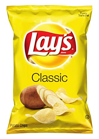 Papas fritas Lays: Amazon.com: Grocery & Gourmet Food