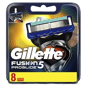 Gillette Fusion5 Proglide Razor Blades 8 Pack, 0.14 Pound
