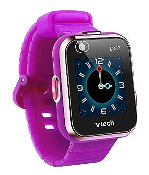 VTech Kidizoom DX2 - Electrónica para niños (Kids smartwatch, Lilac, Splash Proof, Buttons, 5 yr(s), Girl): Amazon.es: Juguetes y juegos