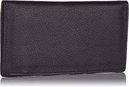 Siskiyou NCAA Fan Shop Leather Checkbook Cover