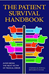 The Patient Survival Handbook: Avoid Being the Next Victim of Medical Error Paperback