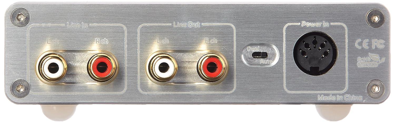 A30 Silver Topping A30 HiFi Headphone Amplifier