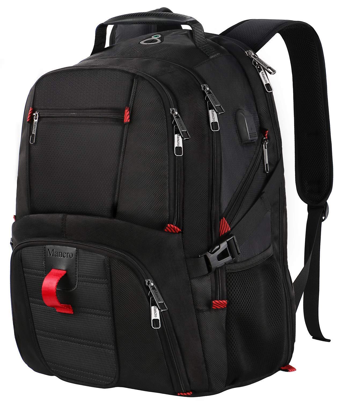 382e95c0bbe1 MANCRO Laptop Backpack