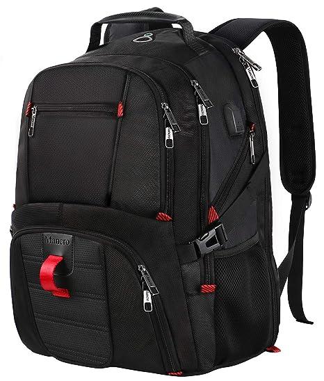 4803c15807 MANCRO Laptop Backpack