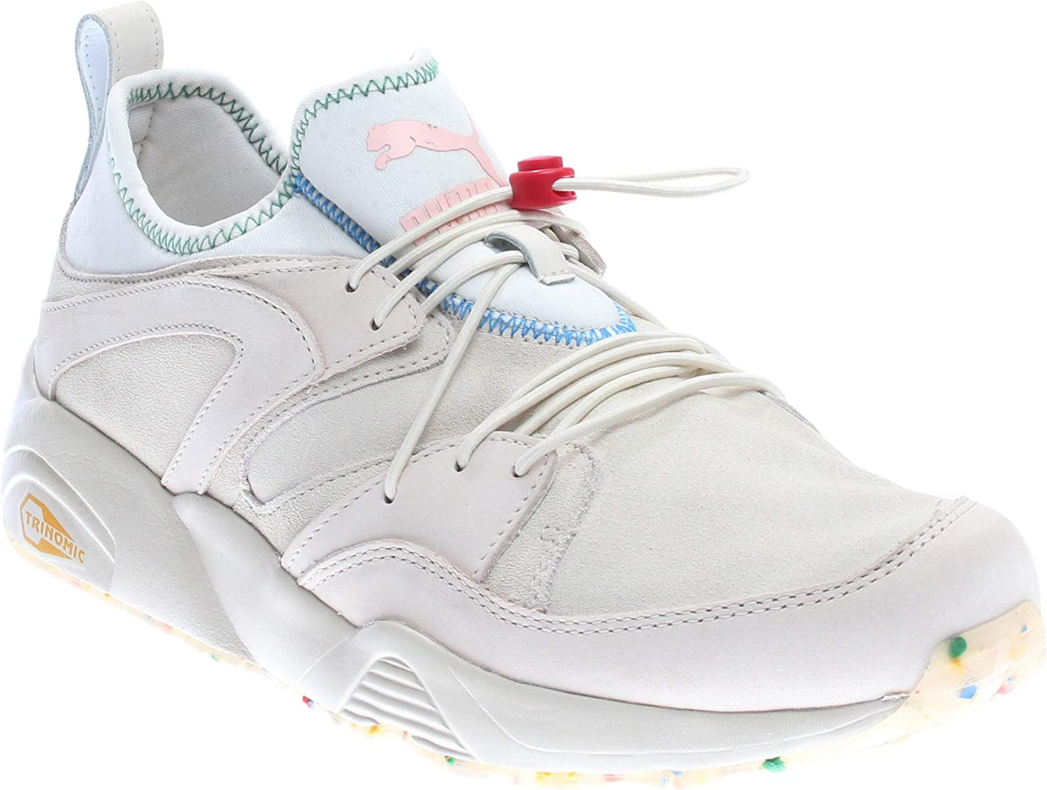 PUMA Mens Blaze of Glory Soft Flag Casual Sneaker