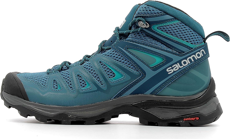 | Salomon Women's X Ultra Mid 3 Aero W Hiking | Hiking Boots