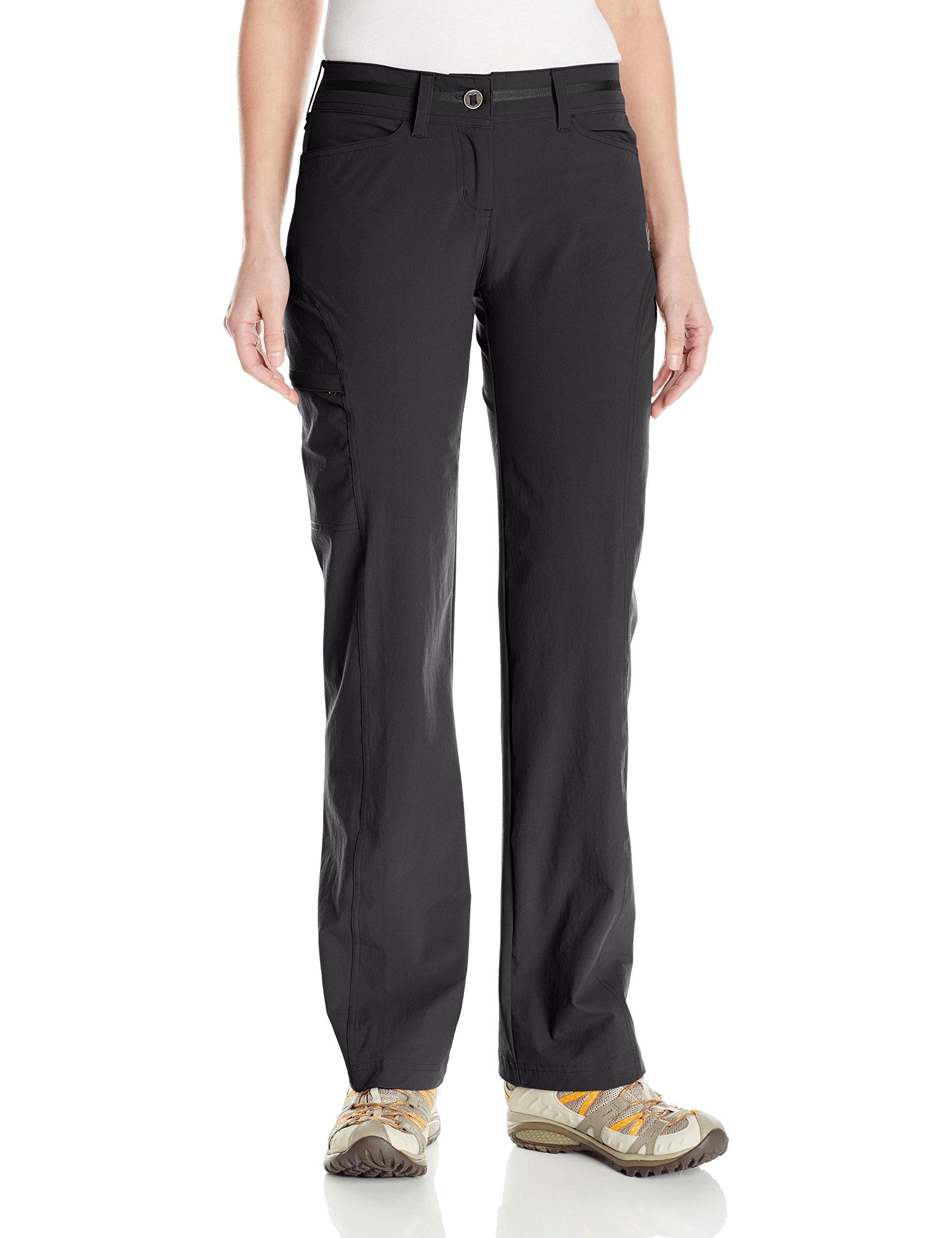 ExOfficio Women's Kukura Pants, Black, 8