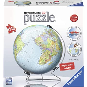 top best Ravensburger Earth Puzzleball
