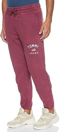 Tommy Hilfiger Men's Tjm Washed Logo Sweatpant