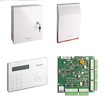 Kit Alarma Bticino kit16zip: Amazon.es: Industria, empresas ...