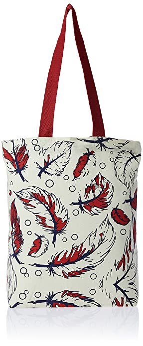 d98d82442605b Kanvas Katha Women Tote Bag (Ecru)(KKCAMZ005)  Amazon.in  Shoes   Handbags