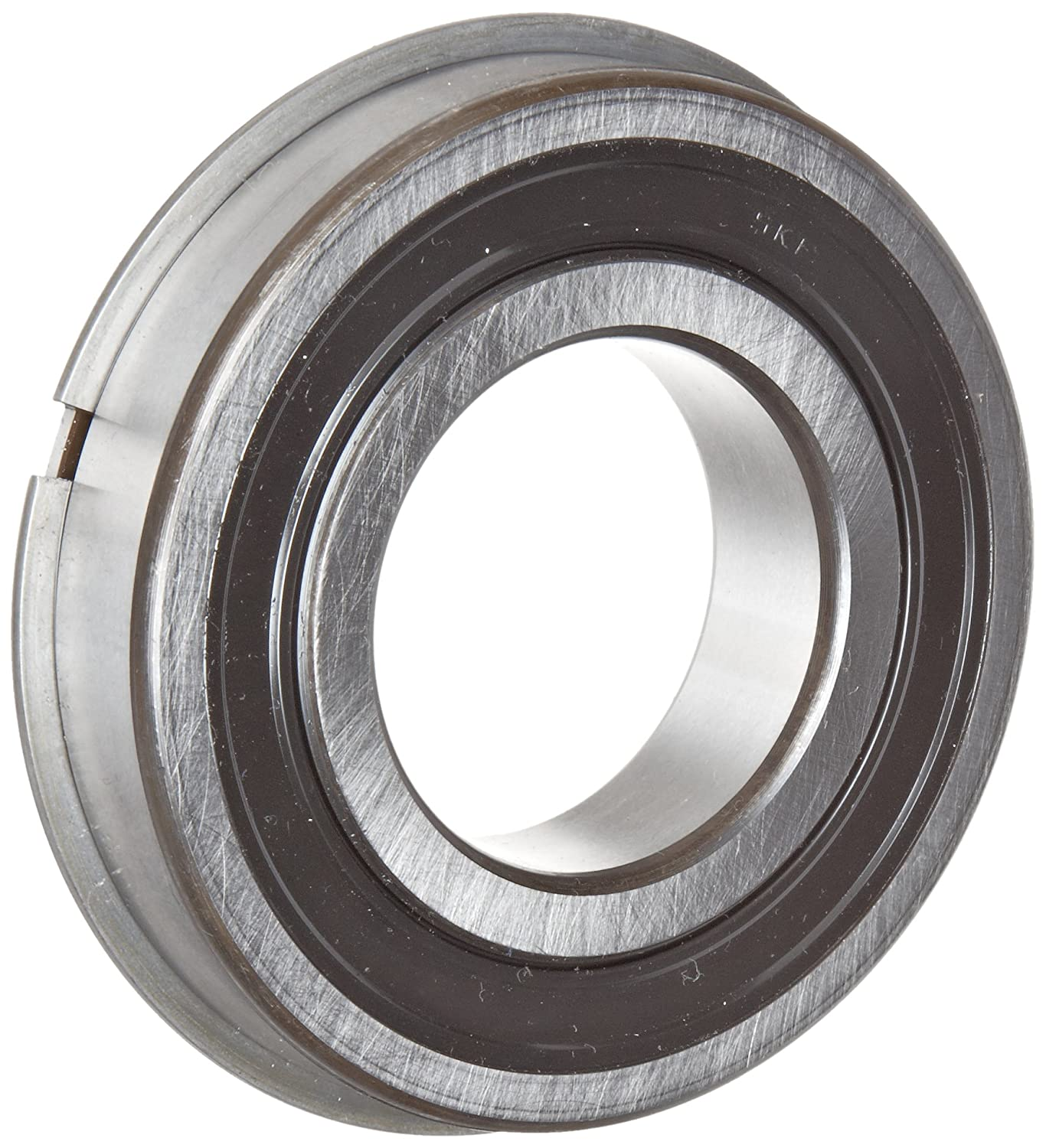 12mm Width Double Sealed Deep Groove Design 17mm Bore SKF 6203 2RSNRJEM Light Series Deep Groove Ball Bearing Contact Snap Ring 40mm OD ABEC 1 Precision Steel Cage C3 Clearance 2150.00 pounds Dynamic Load Capa 1070.0 pounds Static Load Capacity