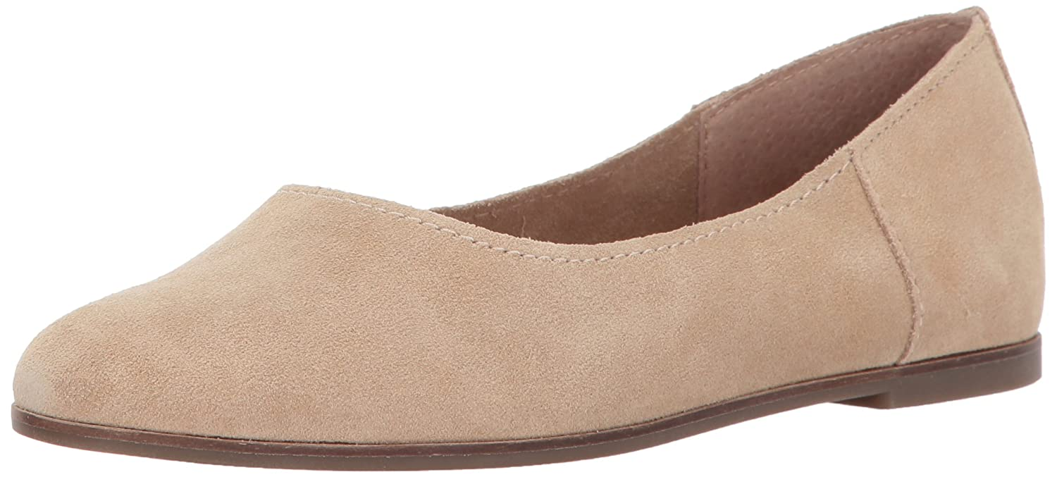 Lucky Brand Women's Calandra Ballet Flat B01MT1CR0B 8.5 B(M) US|Travertine