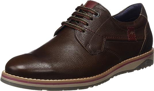Fluchos Brad, Zapatos de Cordones Derby para Hombre