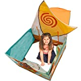 Playhut Disney Moana Wayfinder Canoe Playhouse