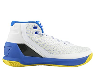 1abd4d8c39e Under Armour Curry 3 Mens Sneakers Dub Nation Home Ultra Blue (10)