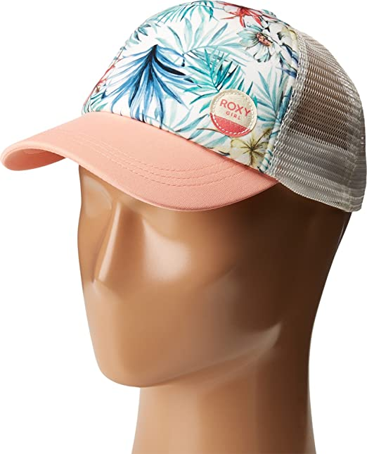 Roxy - Girls Just Ok Trucker Hat bc1ce3372a83