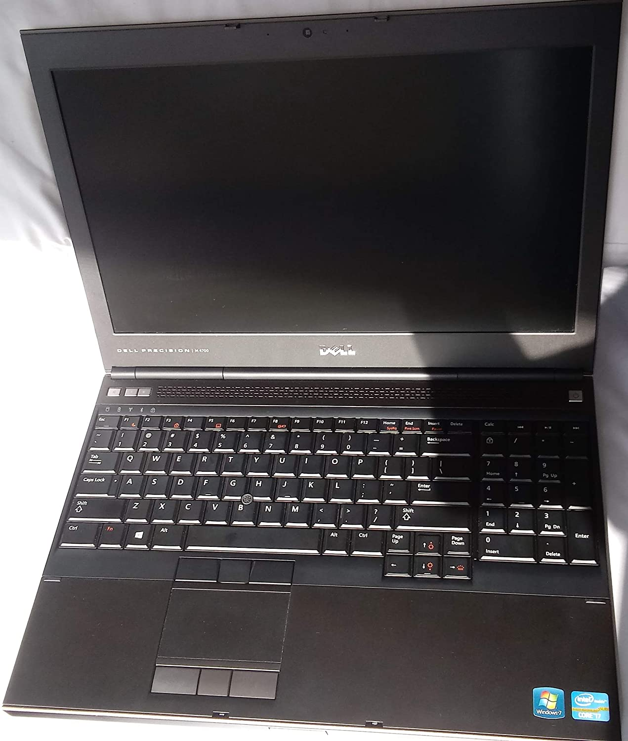 "Precision M4700 15.6"" LED Notebook - Intel Core i7 i7-3740QM 2.70 GHz"