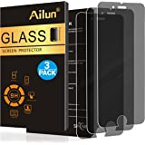 Ailun Screen Protector Compatible iPhone 8 Plus 7 Plus 6 Plus 6s Plus,Privacy, Anti-Spy,Anti-Glare,Japanese Glass[3Pack],0.25MM Tempered Glass for iPhone 8 Plus 7 Plus,Anti-Scratch,Case Friendly