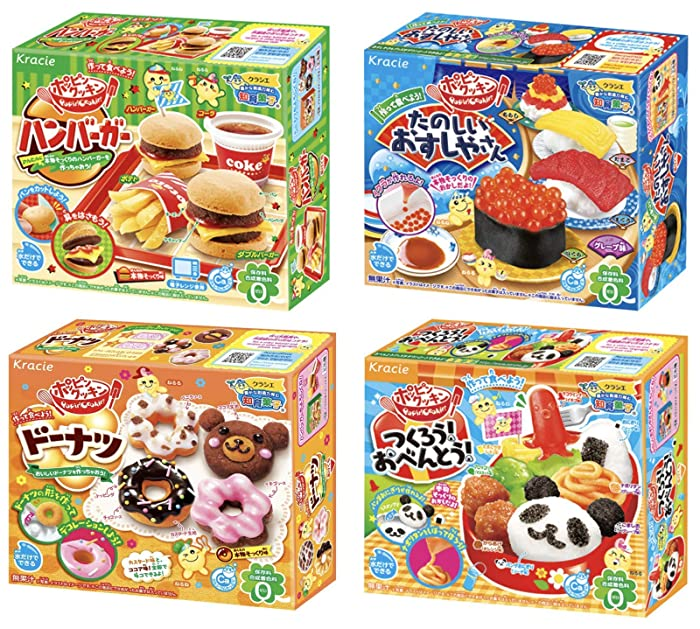 Updated 2021 – Top 10 Japanese Food Kits