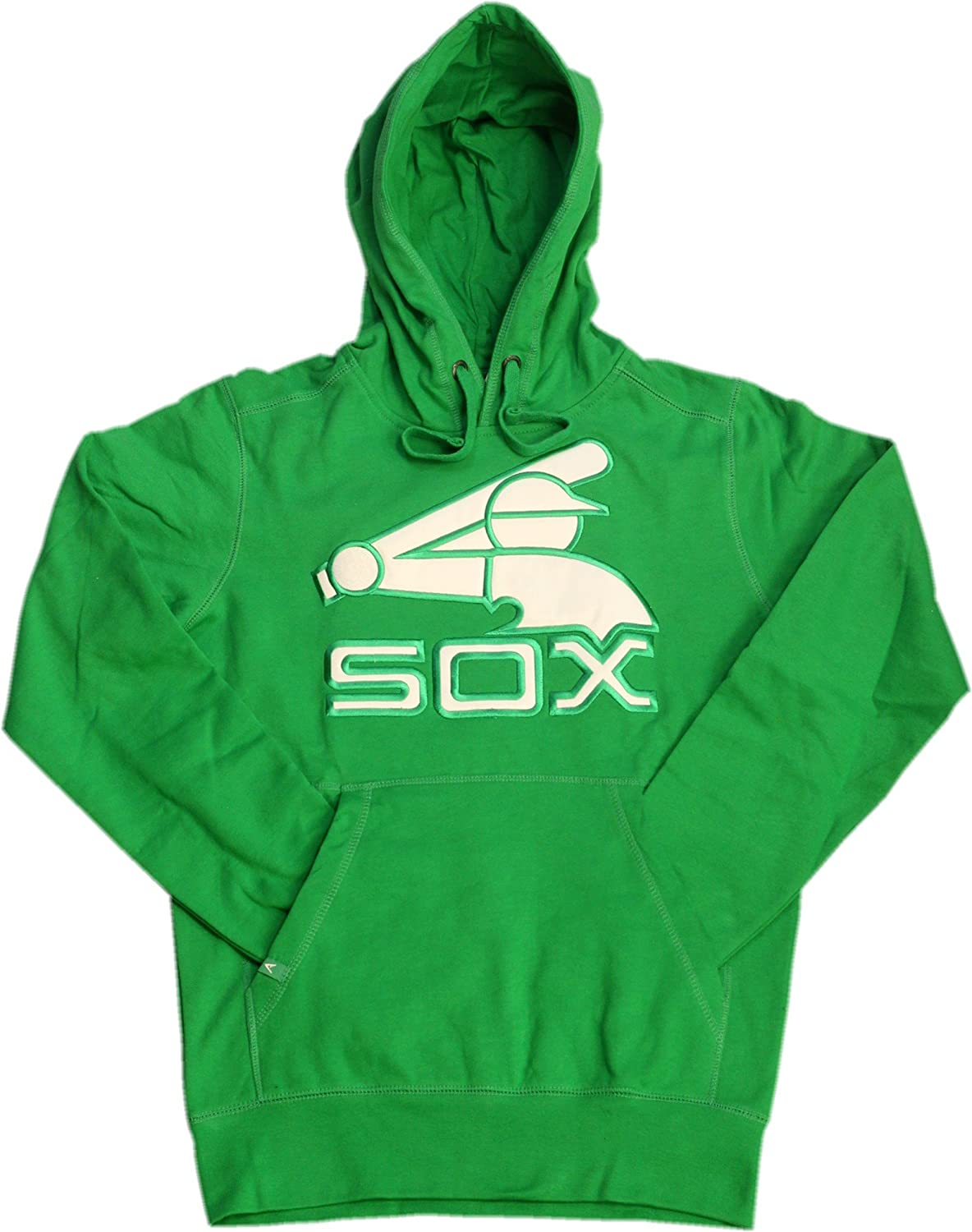 best website 75b70 74a6b Amazon.com : Chicago White Sox Green Signature Pullover ...