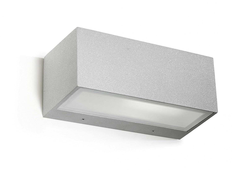 LEDS C4 05 – 9649 – 14-t2 Wandleuchte Nemesis 1 x E27 max. 60 W Grau