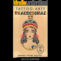 Tatuajes:TATTO ARTE Tradicional II: 118 dibujos, flashes