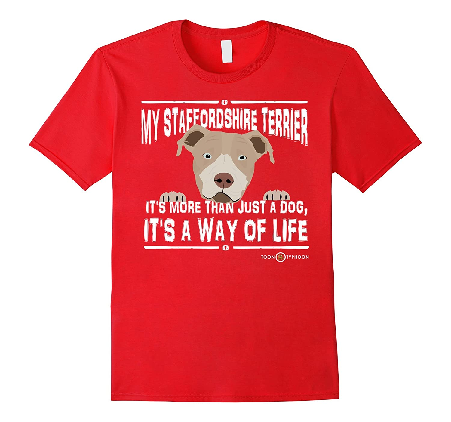 American Staffordshire Terrier Shirt | It's more than just..-Art