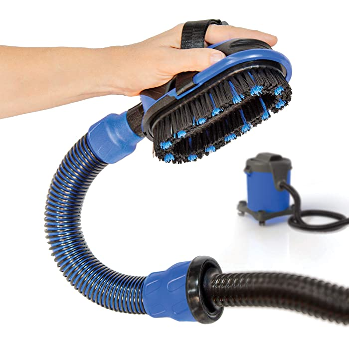 Fur Sure Vacuum Brush Kit for Home Pet Grooming and Cleaning Furniture and Carpet – Great for All Pets