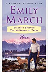 Boone: Eternity Springs: The McBrides of Texas Kindle Edition