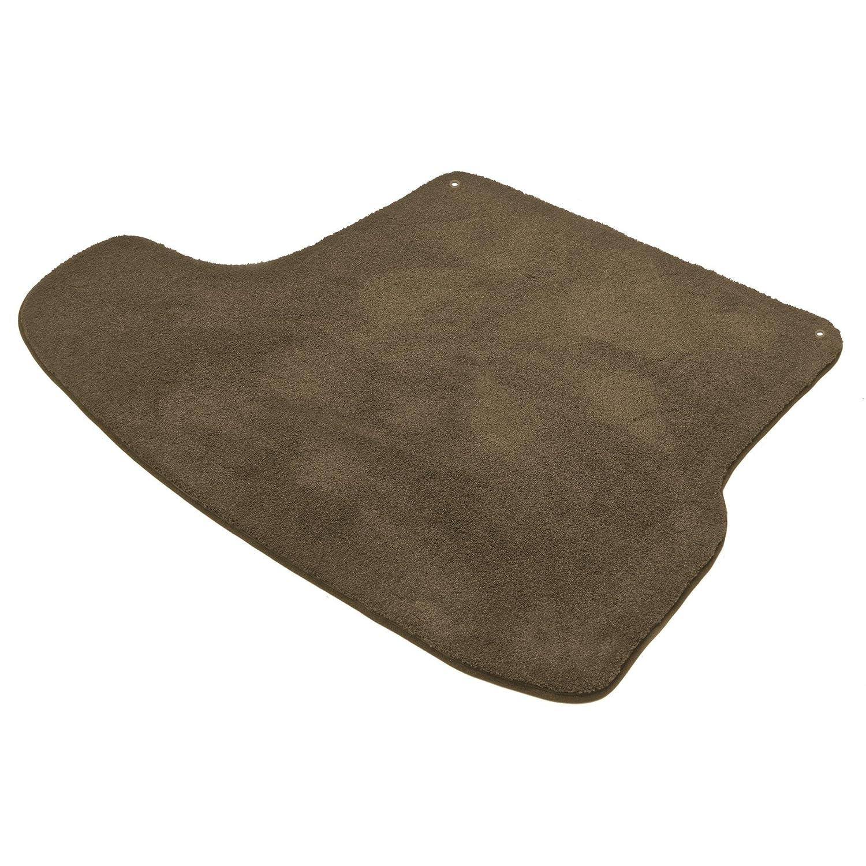 Coverking Custom Fit Rear Floor Mats for Select Nissan Pathfinder Models Nylon Carpet Black
