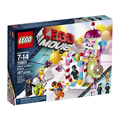 LEGO Movie 70803 Cloud Cuckoo Palace (Discontinued by Manufacturer): Toys & Games